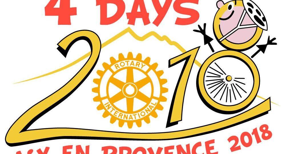 logo 4 Jours Aix en Provence 2018