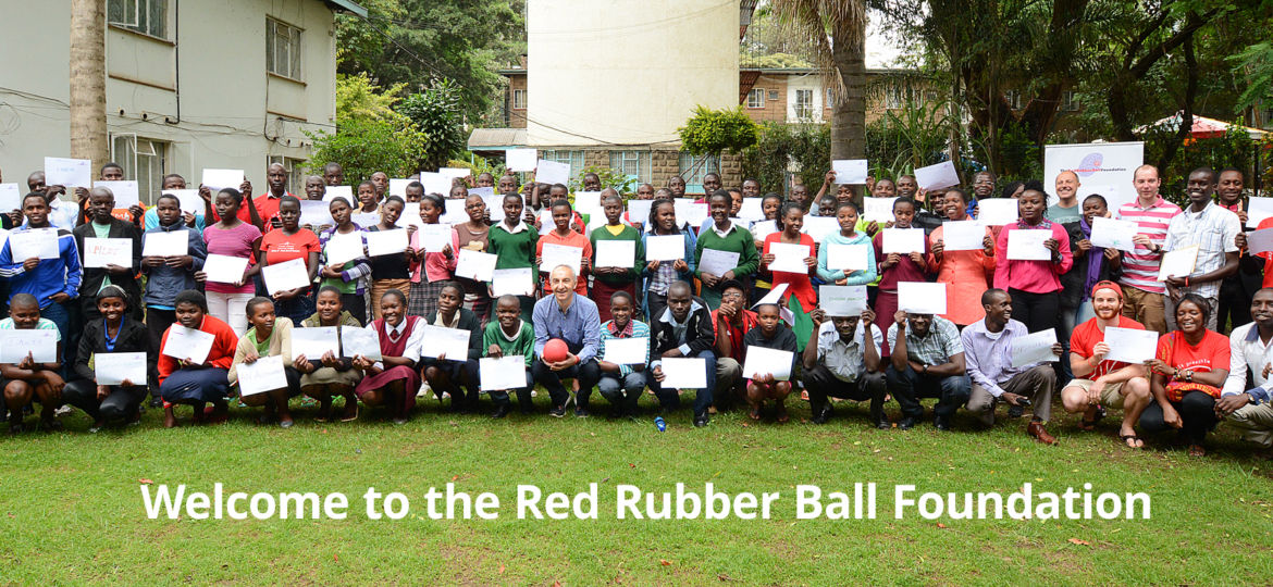Red-Rubber-Ball-Foundation-Welcome